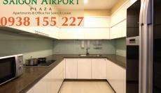 Chính chủ cho thuê CH 2PN Saigon Airport Plaza, giá 16 tr/th, nội thất đầy đủ, LH 0938.155.227