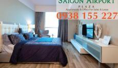 Cho thuê CH Saigon Airport Plaza, 3PN, view sân bay chỉ 21 triệu/tháng, hotline CĐT 0938.155.227