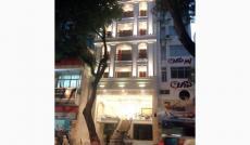 Cho thuê tòa nhà MT Trương Định, Q.3, DT: 11x28m, 2 hầm, trệt, lửng, 10 lầu. Giá: T/L