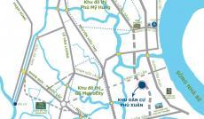Bán đất nền nhà phố Phú xuân Vạn Phát Hưng, giá 20 triệu/m2. LH: 0966.222.151 Hương