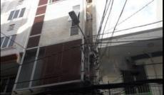 Cho thuê nhà Lê Hồng Phong, Q.10, DT: 5x10m, hầm, lửng, 6 lầu. Giá: 55tr/th