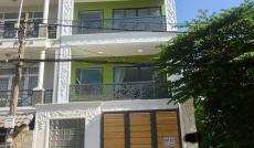 Nhà hẽm 4M đường Bãi Sậy, P.4, Q.6, 4x18m xây dựng 3 tấm, giá 4.95 tỷ
