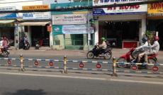 Cho thuê nhà MT Lê Văn Lương, Q.7, DT: 7x32m NH 13m, nhà cấp 4 trống suốt. Giá: 65tr/th