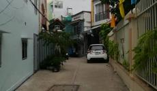 Xuất cảnh cần bán nhà  phố  HXH cách MT Nguyễn Trãi Q1  30m.
