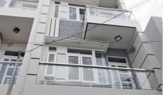 Bán nhà khu dân cư cao cấp gần ngã tủ bốn xã, 1 trệt 3 lầu, 4.1x10.2, giá rẻ 3.35 tỷ