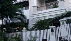 Bán biệt thự 3L, MT ĐS KDC Tân Quy Đông, P. Tân Phong, Q7. DT: 16x18m, công nhận 234m2 đất thổ cư