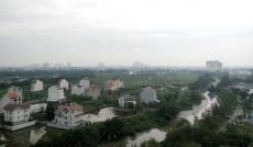 Bán đất 100m2 MT đường chính KDC 13a Hồng Quang liền kề Phú Mỹ Hưng.