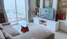 Cần cho thuê căn hộ Nguyễn Phúc Nguyên Quận 3, DT : 84m2, 2PN, tầng cao