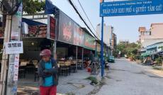 Bán nhà lô góc 2 mặt tiền Hoàng Quốc Việt, Quận 7. DT 8x60m, giá 40 tỷ