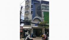 Cho thuê nhà đường Nguyễn Cư Trinh, Q.1, DT: 5x24m, 6 lầu. Giá: T/L