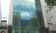 Cho thuê tòa nhà MT Nguyễn Trãi, Q.1, DT: 10x30m, DTSD: 2400m2, 1 hầm, 1 trệt, 1 lửng, 8 lầu