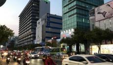 Cho thuê tòa nhà góc 2MT Hoàng Văn Thụ, Q.PN, DT: 25x28m, trệt, lửng, 4 lầu, gần ngã tư Phú Nhuận