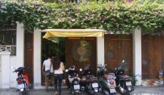 Cho thuê nguyên căn 2 mặt tiền HXT đường Tô Hiến Thành, phường 14, quận 10, có gara + sân vườn