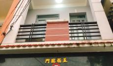 Nhà hẻm đường Hồng Bàng, quận 11, DT 3.3x14m, giá 4.4 tỷ