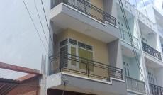 Nhà 5 m x 18m, 1 trệt, 3 lầu 56/21 Trường Chinh, Q12, giá 13 tr/th
