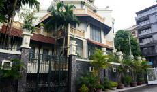 Nhà biệt thự Hoa Đào bán giá rẻ 33 tỷ TL, 8x18m, hầm, 2 lầu, vuông vức