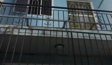 Nhà 2tỷ1, gác suốt, 25m (3.1 x 8), hẻm 3m, gần chợ Xóm Mới, đường số 2, phường 16