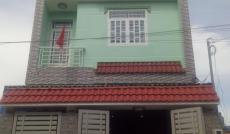 Nhà nguyên căn cho thuê quận 12, đường Thạnh Xuân 22, 1 trệt 2 lầu, DT 5.5x15m, giá 10 tr/th