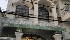 Biệt Thự cao cấp trệt 2 lầu sân thượng, Dt 6m x 20m, 4p. Ngủ, sân ô tô 7 chỗ, ngay hẻm 1806 HTP