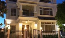 Cho thuê gấp biệt thự đơn lập Nam Viên, 360m2, nhà mới, Phú Mỹ Hưng, Quận 7