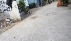 Bán lô đất trống hẻm  đường Nguyễn Hữu Tiến, DT 5.8m x 12m, giá 3.35 tỷ.