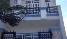 Bán nhà 1 trệt 1 lầu mới xây 80m2 ngay ngã chợ Bình Thành, 4x11m, 1 lầu sân thượng, 1 tỷ 570 tr
