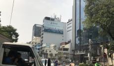 Bán gấp khách sạn mặt tiền Quận 3 DT: 8m x 34m, 2 hầm + 9 tầng, 54 phòng. 95 tỷ