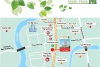 Bán CH South Plaza Q7, Nguyễn Lương Bằng, cách Phú Mỹ Hưng 600m. Giá tốt chỉ từ 1,2 tỷ