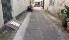 Bán nhà hẻm đường Tân Hương, DT 6m x 16m, nhà 1 lầu, giá 7 tỷ.