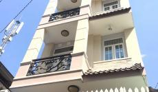 Bán nhà ở 18/44 Trần Quang Diệu, P14, Q3. 4.2x17m,nở hậu 4.4m, 4 lầu 5PN