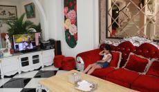Bán Biệt thự Mini tại Hoàng Hoa Thám, P. 6,  Bình Thạnh DT: 5.5*16.6m (100m2) giá 14.5 tỷ
