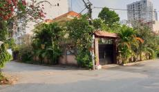 Bán gấp biệt thự -phường Thảo điền Q2 ( Góc 2 mặt tiền ) .