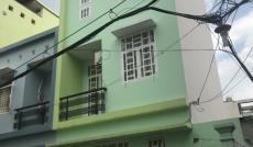 Cho thuê nhà HXH 342/1A CMT8, Q. 3, 4x10m, 1 trệt, 2 lầu