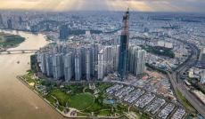 Cần bán căn hộ Vinhome Central Park, 3 phòng ngủ-108m2, view sông SG, giá bán 5 tỷ. LH: 0909.038.909