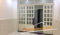 Bán nhà 1 lầu mới đẹp ở ngay hẻm 935 Huỳnh Tấn Phát, P. Phú Thuận, Q7