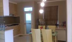 Cần cho thuê gấp căn hộ The Ruby Land, Q. Tân Phú, Dt: 80m2, 2PN, giá 8 tr/th, tầng cao