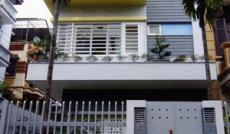 Bán gấp nhà mặt tiền Hoa Huệ, P. 7, Q. Phú Nhuận, DT 4x10m, xây 1 trệt 3 lầu, giá 10.8 tỷ