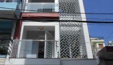 Nhà hẻm xe hơi Nguyễn Đình Chiểu, 4m x 20m, trệt, 2 lầu, sân thượng, 4 phòng ngủ
