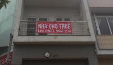 Cho thuê nhà mặt tiền đường Núi Thành, 4,5x18m, 1 trệt, 2 lầu, quận Tân Bình