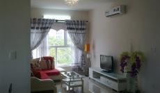 Cần cho thuê gấp căn hộ Vạn Đô, Quận 4, DT: 60 m2, 1PN, 1 WC, giá 9 tr/tháng, tầng cao