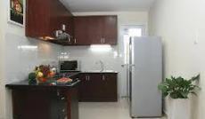 Cho thuê CHCC B5, quận 4, 55 m2, 1 PN, nhà trang bị nội thất cơ bản, nhà rộng thoáng mát