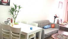 Cho thuê căn hộ Oriental Plaza, 85m2, có máy lạnh, giá 10tr/tháng, vào ở ngay