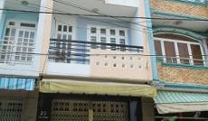 Bán nhà DT(3.5x12 nở hậu 6m)2 lầu đúc Bà Hom Q6