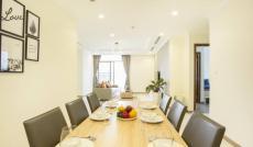 Cần khách thuê căn hộ chung cư 4PN, nội thất cơ bản Vinhomes Central Park