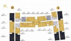 Bán căn hoa hậu chung cư tại Dự án Masteri Millennium, Quận 4 ,diện tích 107,88m2  giá 8 Tỷ