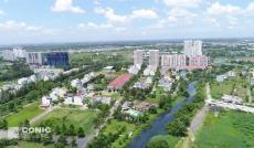 Bán căn hộ Conic view sông mặt tiền Tạ Quang Bửu (ND) quận 8.