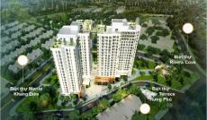 Cho con di du học cần bán căn hộ Thủ Thiêm Garden, quận 9, DT 63,87m2, 2pn  có ban công giá 1,4 tỷ