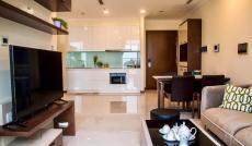 Căn hot giá tốt! Cho thuê căn 1 PN Vinhomes Central Park 15 triệu/ tháng full nội thất