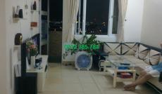 Cần cho thuê căn hộ chung cư Khánh Hội 2, Quận 4, DT 57m2, 1PN, nhà đẹp, thoáng mát