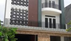 Cho thuê nhà MT Nguyễn Văn Quá, Q. 12, DT: 11x21m, DTSD: 1150m2, hầm, 1 trệt, 3 lầu